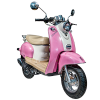 remplace le scooter SCOOTER 50 ECCHO PINK 50 II