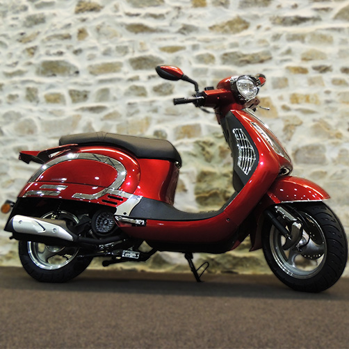 Scooter 125 Eccho Eagle Wing