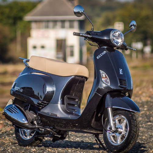 SCOOTER ECCHO VPX 50