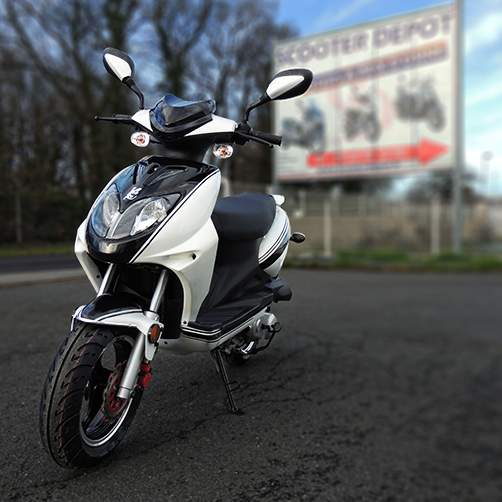 Scooter 50 Eccho New Star - Yiying YY50QT6A