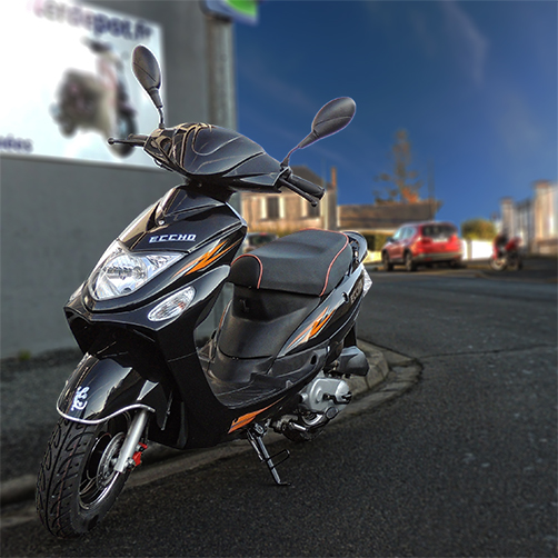 Scooter 50 Eccho Joker Sport - Yiying YY50QTG